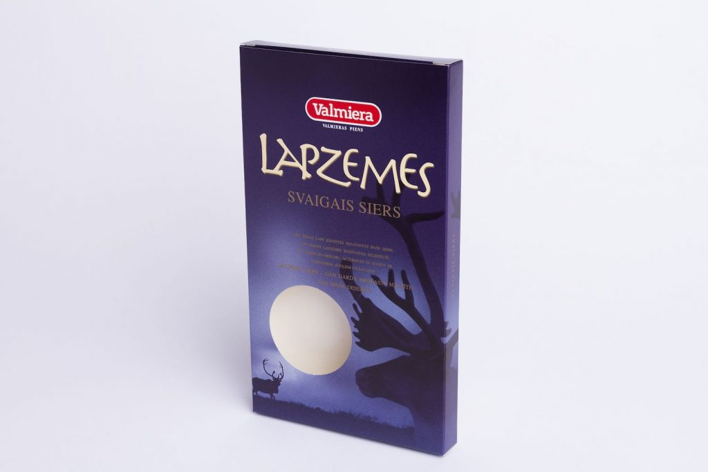 Valmiera Lapzemes food product packaging from Vilpak
