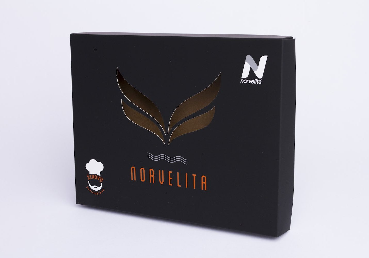 Norvelita packaging by Vilpak